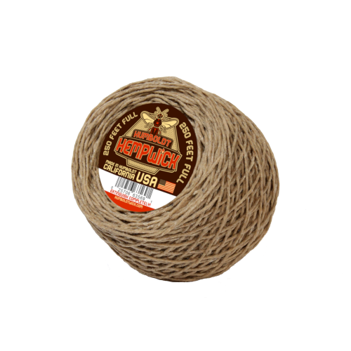 Humboldt Hemp Wick® - 250 Feet Full